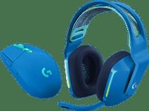Logitech G733 LIGHTSPEED Blauw + Logitech G305 Lightspeed Blauw