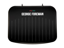 George Foreman Fit Grill Medium Black