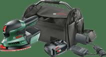 Bosch PSM 18 LI + 1x Bosch 18V 2,5 Ah Starterset + gereedsch