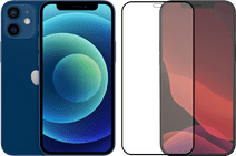 Apple iPhone 12 mini 128GB Blauw + Azuri Tempered Glass Screenprotector