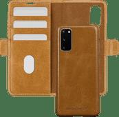 DBramante1928 Lynge Samsung Galaxy S20 FE 2-in-1 Cover Leer Bruin
