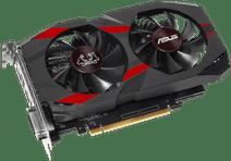 Asus Cerberus GeForce GTX 1050 Ti OC 4 Go