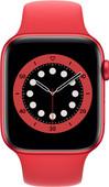 Apple Watch Series 6 4G 44mm RED Aluminium RED Sportband