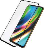 PanzerGlass Case Friendly Motorola Moto G9 Plus Screenprotector Glas