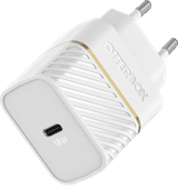 OtterBox Oplader Zonder Kabel Usb C 18W Power Delivery Wit