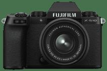 Fujifilm X-S10 Zwart + XC 15-45mm f/3.5-5.6 OIS PZ Zwart