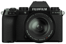 Fujifilm X-S10 Noir + XF 18-55 f/2.8-4 R LM OIS