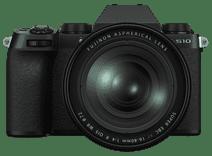 Fujifilm X-S10 Zwart + XF 16-80mm f/4 R OIS WR