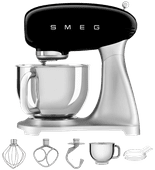 SMEG SMF02BLEU Zwart