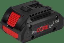 Bosch ProCORE 18V 4,0 Ah (1x accu, zonder lader)
