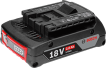 Bosch GBA 18V 2.0Ah (1x battery, without charger)