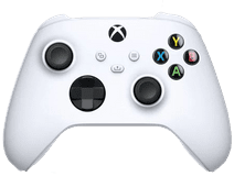 Xbox Series X en S Wireless Controller Robot Wit