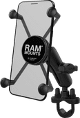 RAM Mounts Universele Telefoonhouder Motor U-bolt Stuur Groot