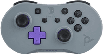 PDP Faceoff Wireless Nintendo Switch Controller Gray