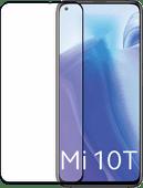 Azuri Tempered Glass Xiaomi Mi 10T / 10T Pro / 10T Lite  Screenprotector Rinox Armor Zwart