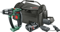 Bosch PSR 18 LI-2 Ergonomic + 1x Bosch 18V 2,5 Ah Starterset