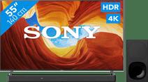 Sony KD-55XH9505 + Soundbar