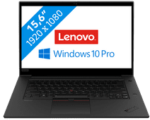 Lenovo Thinkpad P1 G3 - 20TH000CMB Azerty