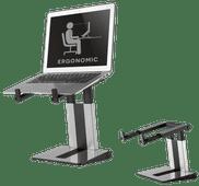 Neomounts by Newstar NSLS200 Opvouwbare Laptopstandaard Zilver