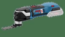 Bosch GOP 18V-28 (sans batterie) Bosch Professional Flexible Power System 18 V
