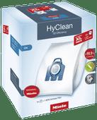 Miele Pack XL Hyclean 3D GN + Filtre HEPA