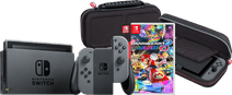 Pack Gaming en Déplacement - Nintendo Switch (Version 2019) Gris