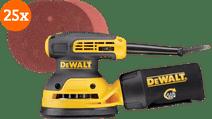 DeWalt DWE6423-QS + schuurschijven (25x)