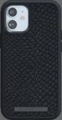Nordic Elements Njord Apple iPhone 12 mini Back Cover Leer Grijs