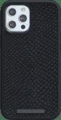 Nordic Elements Njord Apple iPhone 12 Pro Max Back Cover Leer Grijs