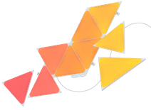 Nanoleaf Shapes Triangles Starter Kit 9-Pack