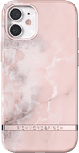 Richmond & Finch Pink Marble Apple iPhone 12 mini Back Cover