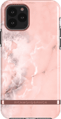 Richmond & Finch Pink Marble Apple iPhone 11 Back Cover