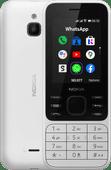 Nokia 6300 4G Wit