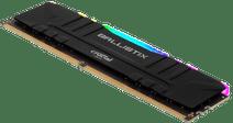 Crucial Ballistix 8GB 3200MHz DDR4 DIMM CL16 RGB Black (1x8GB)