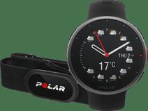 Polar Vantage V2 HR Noir M/L