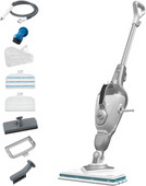 Black+Decker 8-in-1 Steam-mop