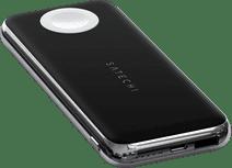 Satechi Quattro Draadloze Powerbank 18W Power Delivery met Apple Watch Lader