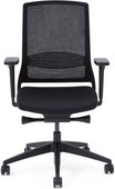 Gispen Zinn Smart NPR Bureaustoel Erg comfortabele bureaustoel