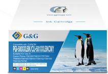 G&G 580XXL/581XXL Cartridges Combo Pack