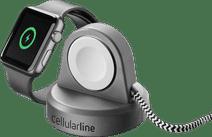Cellularline Draadloze Oplader voor Apple Watch 5W