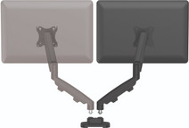 Fellowes Eppa Double Monitor Arm Kit