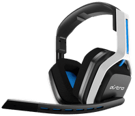 Astro A20 Draadloze Gaming Headset PS4/PS5/PC/Mac Wit/Blauw