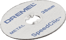 Dremel 12-piece SC Metal Multi Set (S456JD)