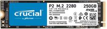Crucial P2 SSD 250 GB