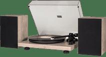 Crosley C62 Gray Crosley record player