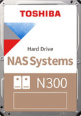 Toshiba N300 NAS Hard Drive 12 To (256 Mo)