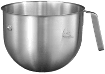 KitchenAid 5KC7SB Mengkom RVS 6,9 L