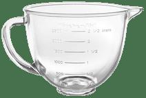 KitchenAid 5KSM35GB Glazen mengkom 3,3 L