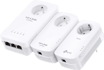 TP-Link TL-WPA8635P Kit WiFi 1300 Mbps 3 adapters