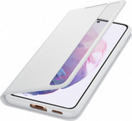 Samsung Galaxy S21 Clear View Book Case Grijs